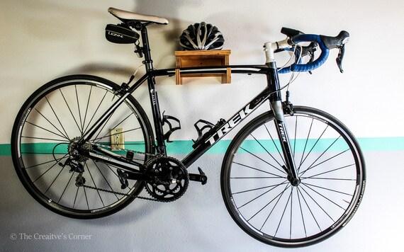 Simplistische berken multiplex fietsenrek fiets plank road for Minimalistische fiets