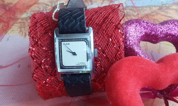 New watch,Vintage women's watch Slava,ladies watch