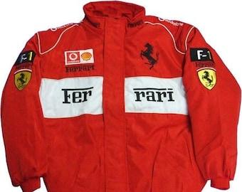 Ferrari Jacket Etsy