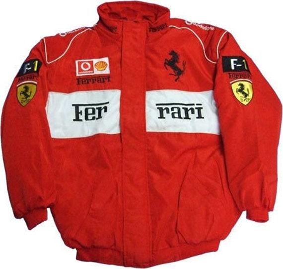 Lana Del Rey Replica Ferrari Jacket Etsy