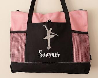 260a080e06 Personalized Dance Bag