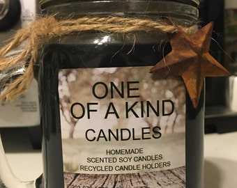 One Of A Kind Candle
