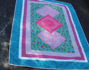 Fruits and Flowers Quilt