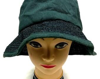 2ee5de9b353 balenciaga woman hat bucket