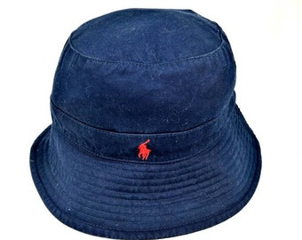 Polo By Ralph Lauren bucket hat small size kids 50cm 60500e32937