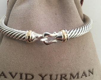 ee68219391e4b David Yurman Buckle Bracelet