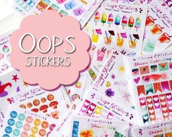 Dicope Stickers