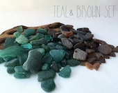 Bulk sea glass Lot 50-200 craft set Crafts and jewelry Real sea glass Teal color Genuine sea glass Supplies Real Bulk Turquoise sea glass