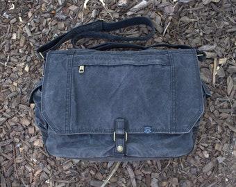 2af0b94825f Waxed Canvas Messenger Bag, Messenger Bag, Laptop Bag, Shoulder Bag, Crossbody  Bag, Cross Body Bag, Waxed Canvas Laptop Bag, Book Bag