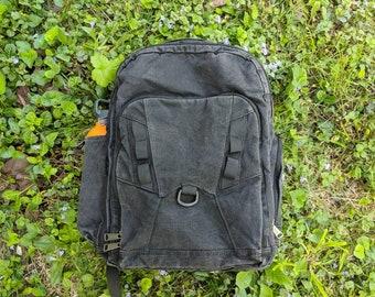 Waxed Canvas Backpack, Canvas Backpack, Backpack, Rucksack, Laptop Backpack, Mens Backpack, Womens Backpack, Camera Bag, Camera Backpack