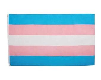 Transgender Pride Flag 3ft x 5ft