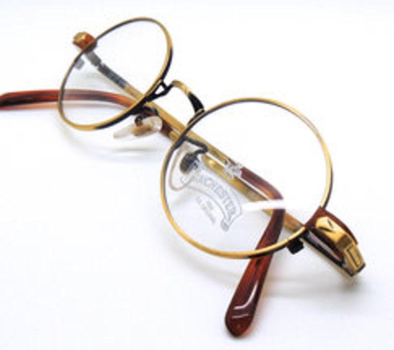 29480b8a3534 Round Style Vintage Old Fashioned Glasses  Old Style