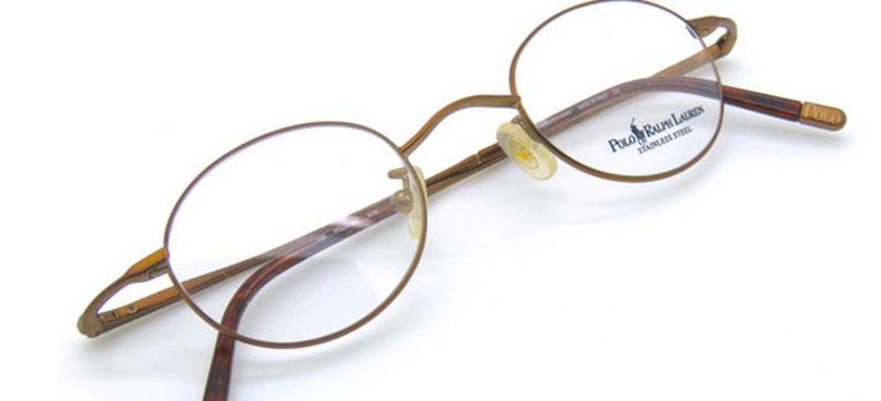 97db8e8f0b70b Antique Brown Colour Small Round Style Polo Ralph Lauren 445