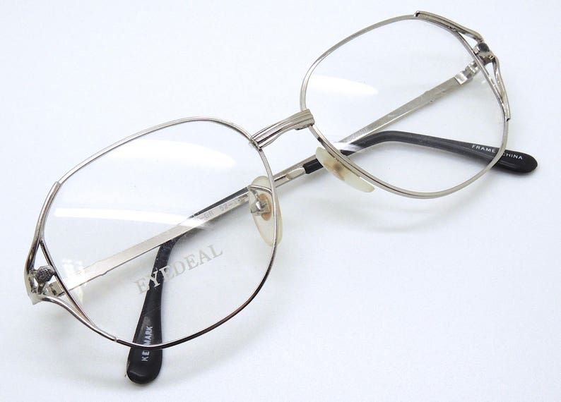 09da4c1baa9 Large Style Genuine Vintage Designer prescription glasses by