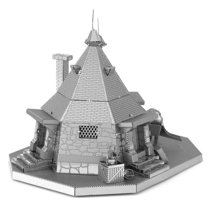 Metal Earth 3D RUBEUS HAGRID\u2122 HUT Metal Model Kit