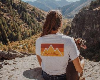 Autumn Mountains Tshirt
