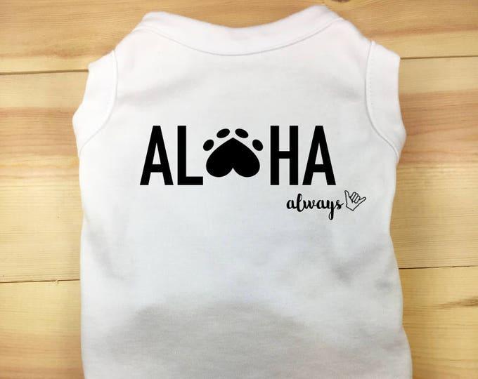 Aloha Always Tee
