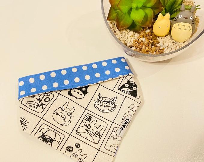 Cute Blocks Reversible Bandana