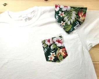 Matching Paradise Besties T-Shirt & Bandana