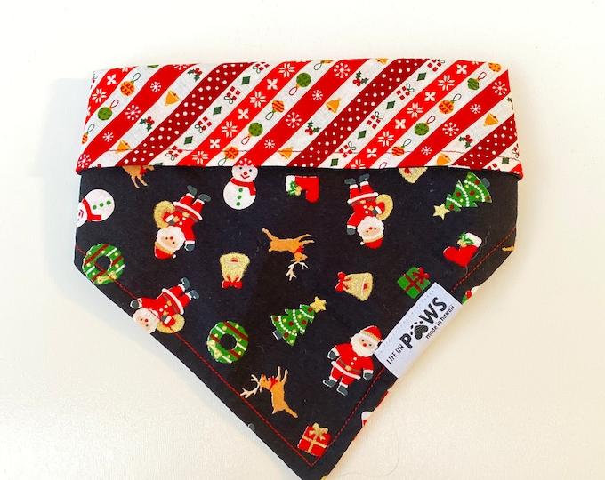 Christmas Joy Reversible Bandana