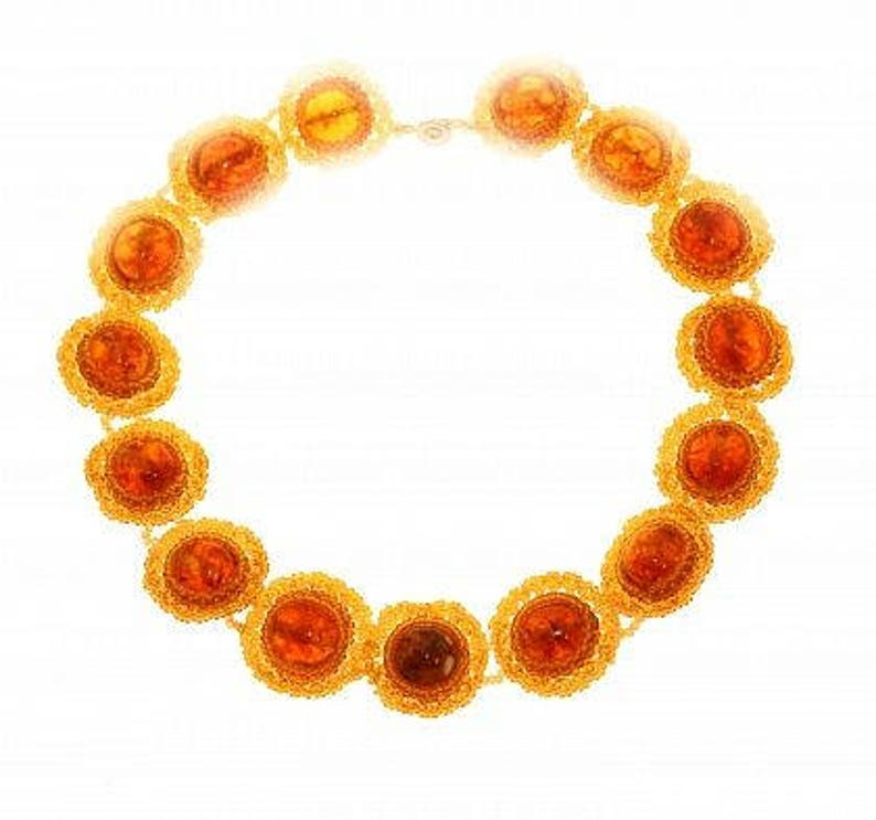 statement jewelry Baltic amber necklace statement necklace vintage inspired Baltic amber jewelry boho chic style genuine Baltic amber