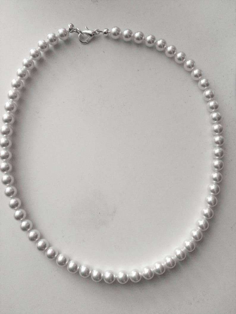 773adf0b5900 Collar de Perlas para Ninas