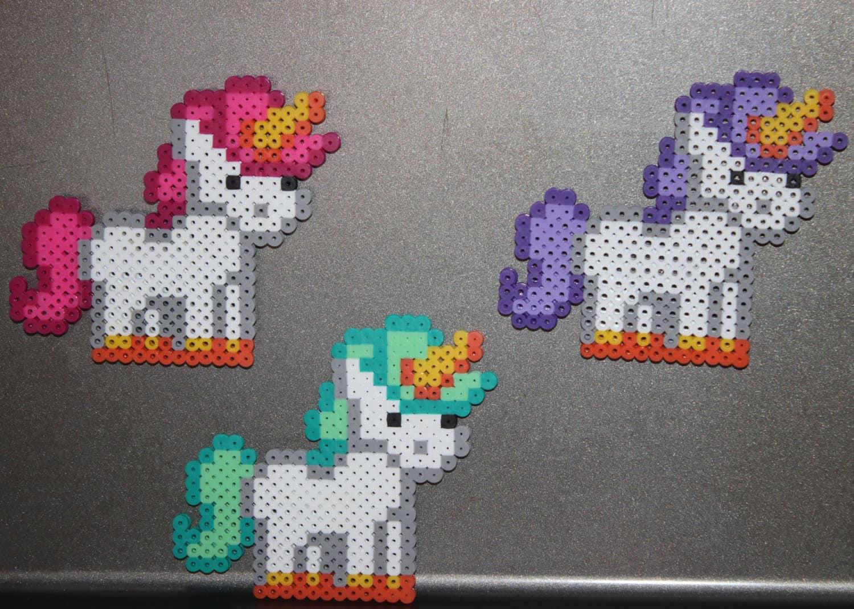 Perler Beads Unicorn Ideas Bead Pattern Free