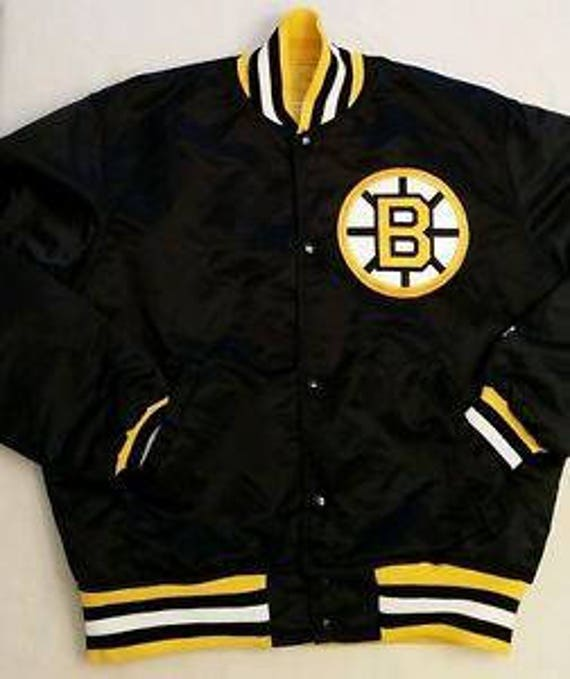 Vintage Bruins Starter Jacket