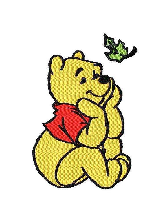 Winnie El Pooh Diseños Del Bordado De Bordado Diseño Diseños De Bordados Baby Disney Winnie El Diseño Winnie De Pooh Caer La Hoja De Pooh