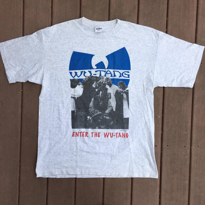 1bd68ba744f Wu-Tang C.R.E.A.M. T-Shirt Cash Rules Everything Around Me Wu