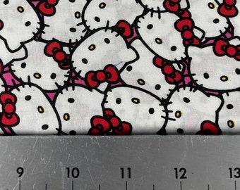Hello Kitty Red - Custom Made Unisex Men Women Scrub Tops Nursing Uniforms