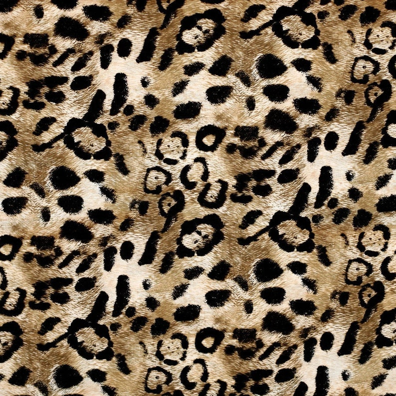 Leopard Spots  Custom Made Scrub Tops Nursing Uniforms image 0