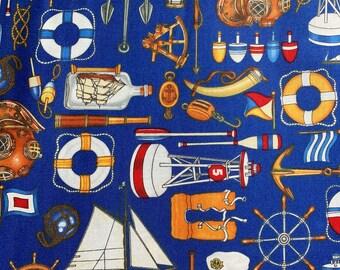 Ship Stuff in Blue - Custom Made Unisex Men Women Scrub Tops Nursing Uniforms