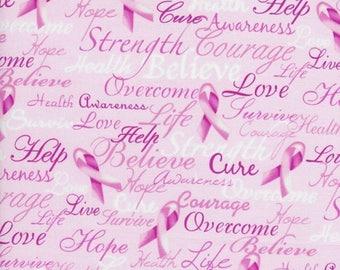 Believe Hope Live Pink Ribbons - Custom Made Unisex Men Women Scrub Tops Nursing Uniforms