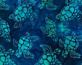Turtles Totally Tropical Regatta - Custom Made Unisex Men Women Scrub Tops Nursing Uniforms