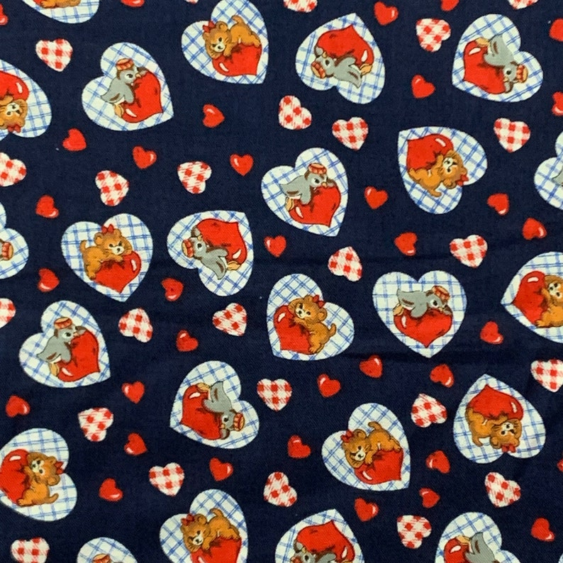 Hearts on Hearts  Custom Made Scrub Tops Nursing Uniforms image 0