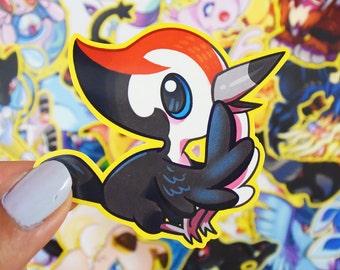 Pikipek Sticker