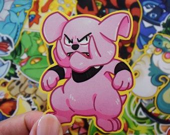 Granbull Sticker