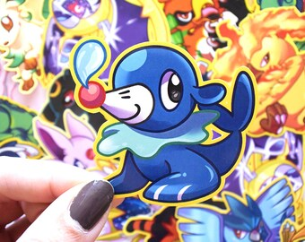 Popplio Sticker