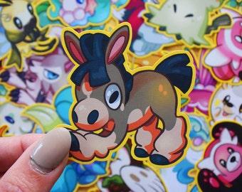 Mudbray Sticker