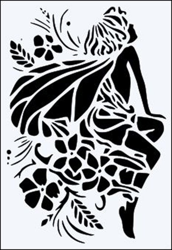 A5 A4 Love Cats Word  re-useable  sturdy 190 micron Mylar Stencil A3
