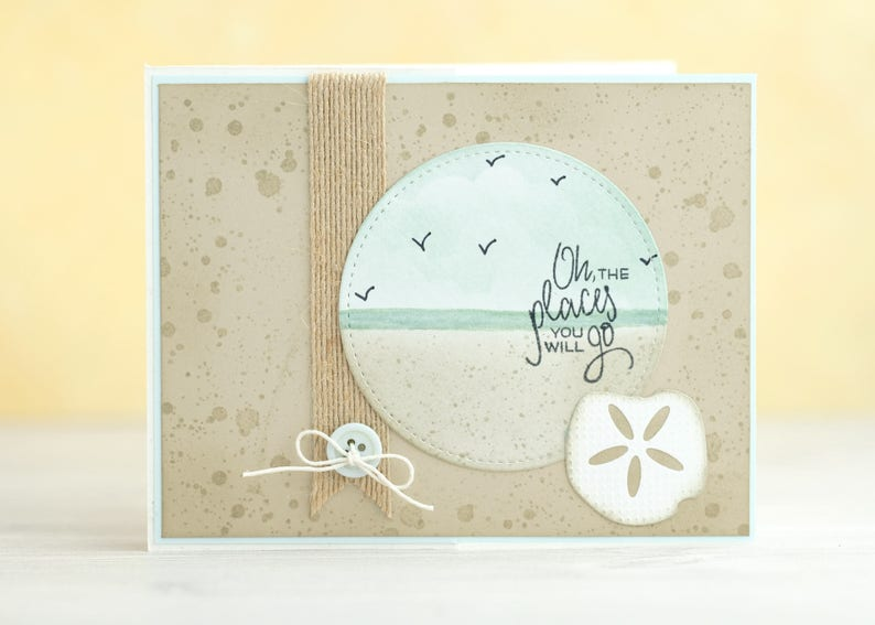 Oh The Places You Will Go /& Home is Where I Am With You Cards 6-Pack