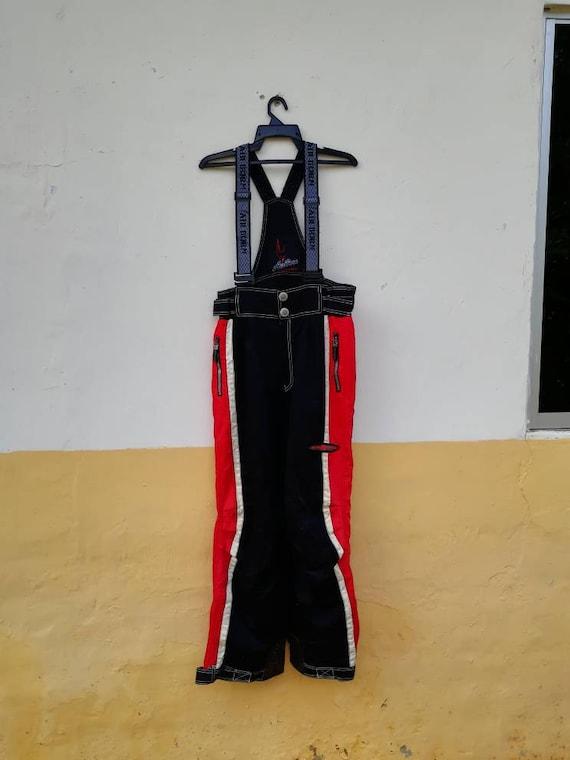 Vintage Overall Ski Jumpsuits Air Born