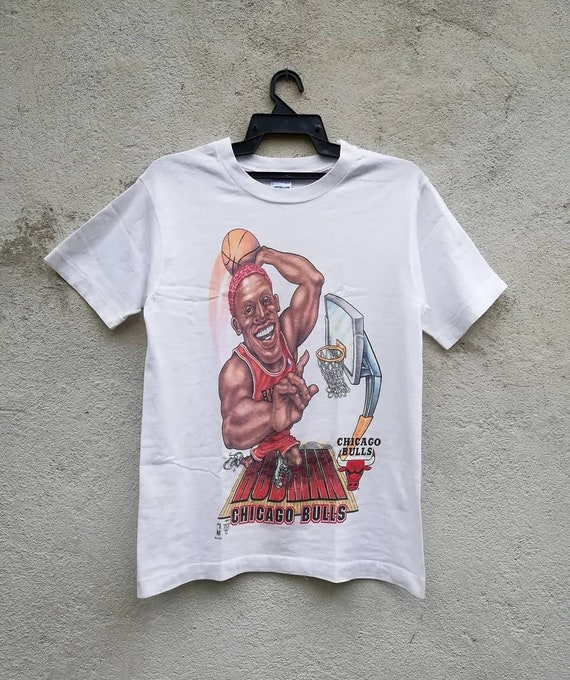 Vintage Dennis Rodman NBA Chicago Bulls