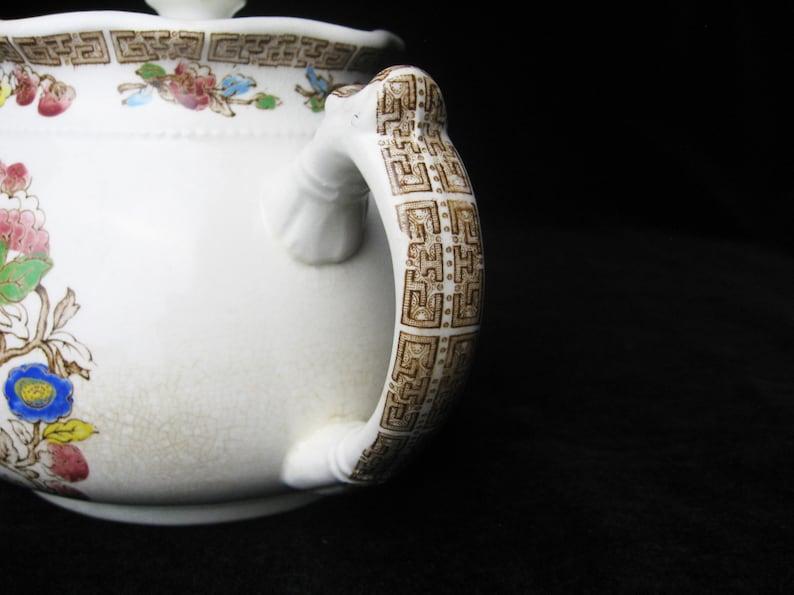 Vintage ARTHUR WOOD English Teapot #1757-1960-70