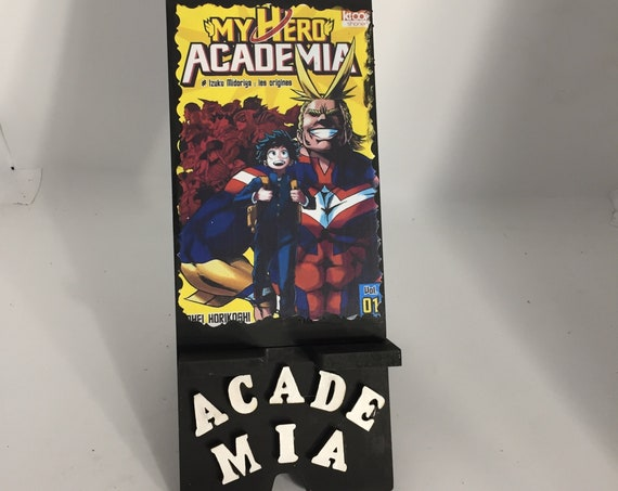 Anime smartphone - My Hero Academia support