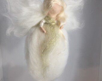 Angel wardolf white gold