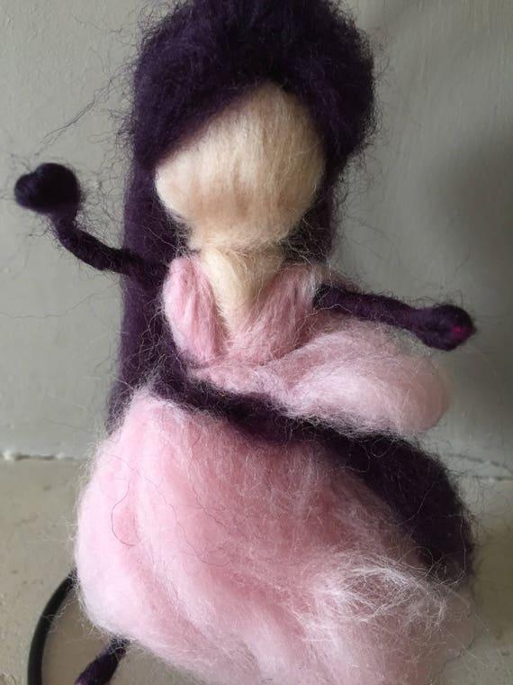 Ballerina, dancer style Waldorf
