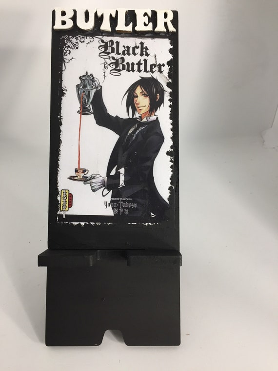 anime Black Butler, smartphone stand, telephone