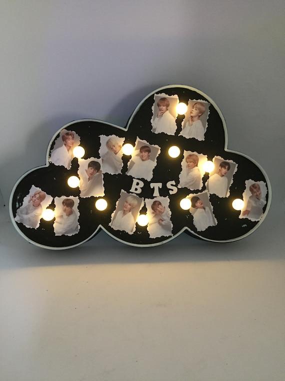 Luminaire BTS à leds